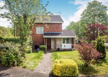 Thumbnail 4 bed detached house for sale in Nightingale Close, Farndon, Chester