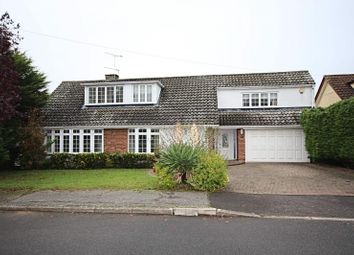 Thumbnail 3 bed detached house to rent in Pynchon Paddocks, Lt Hallingbury, Nr Bishops Storttford, Herts