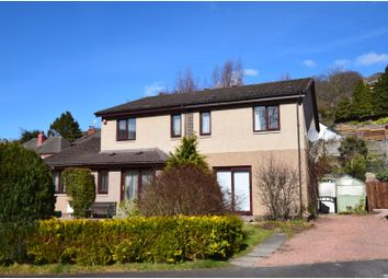Thumbnail 3 bed semi-detached house for sale in Glenfield Road East, Galashiels