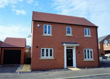 Thumbnail 3 bed detached house for sale in Adams Park Way, Kirkby In Ashfield