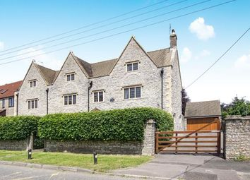 Thumbnail 4 bed detached house for sale in Castle Road, Pucklechurch, Bristol, South Gloucestershire
