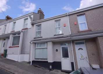 Thumbnail 2 bedroom terraced house to rent in Eliot Street, Weston Mill, Plymouth