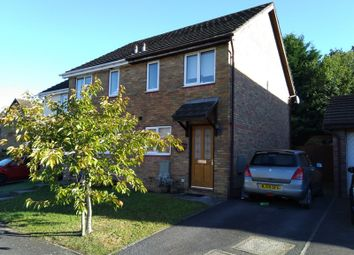 Thumbnail 2 bed semi-detached house for sale in Gavenny Way, Abergavenny