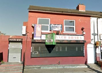 Thumbnail Restaurant/cafe for sale in Soho Road, Handsworth, West Midlands