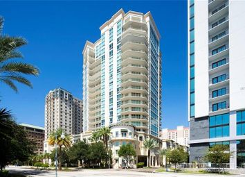 Thumbnail 2 bed property for sale in 450 Knights Run Avenue, Tampa, Florida, United States Of America