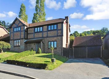 Thumbnail 4 bed detached house for sale in Britts Farm Road, Buxted, Nr Uckfield, East Sussex
