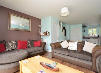Thumbnail Terraced house for sale in Burgess Road, Horley, Surrey