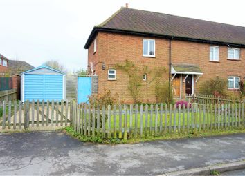 Thumbnail 3 bed end terrace house for sale in Meadway, Sevenoaks
