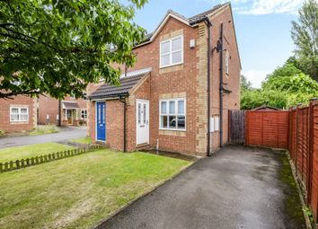 Thumbnail 2 bedroom semi-detached house for sale in Peartree Close, Barlby, Selby
