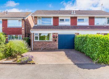 Thumbnail 3 bed semi-detached house for sale in Charnwood Fields, Sutton Bonington, Loughborough