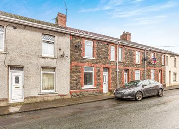 Thumbnail 3 bed terraced house to rent in Cross Street, Resolven, Neath