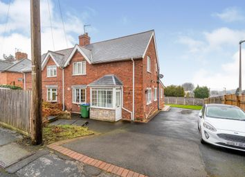 St. Marys Road, Wednesbury WS10. 3 bed semi-detached house for sale