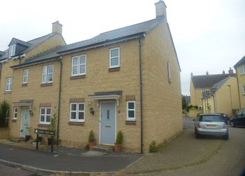 Thumbnail 3 bed semi-detached house for sale in Cherry Tree Way, Carterton