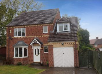 Thumbnail 4 bed detached house for sale in Askham Lane, York