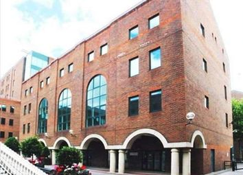 Serviced office to let in Pepper Street, London E14