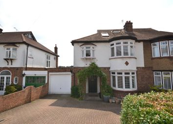Thumbnail 4 bed semi-detached house for sale in Eversleigh Road, New Barnet, Hertfordshire