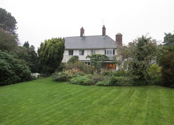 Thumbnail 5 bed detached house for sale in Hilthorpe, King's Drive, Caldy, Wirral