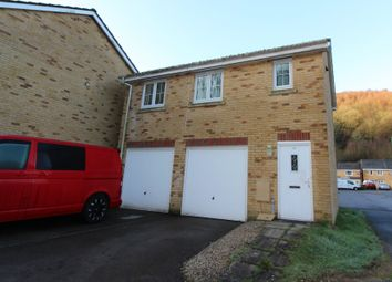Thumbnail 1 bed flat for sale in Coed Celynen Drive, Abercarn, Newport