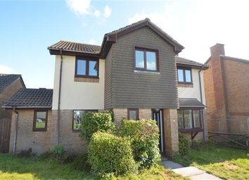 Thumbnail 4 bed detached house to rent in Penhale Road, Falmouth