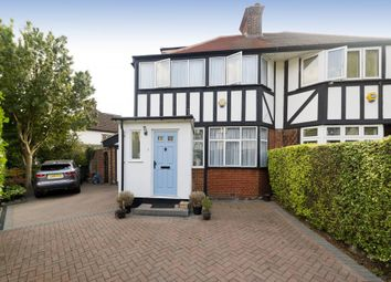 4 bed semi-detached house for sale in Princes Avenue, London W3