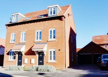 Thumbnail 3 bed semi-detached house for sale in Lisa Head Avenue, Didcot