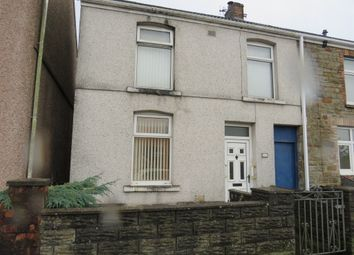 Thumbnail 3 bed end terrace house for sale in Swansea Road, Waunarlwydd, Swansea