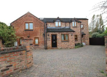 Thumbnail 4 bed detached house for sale in The Nook, Moor Street, Spondon