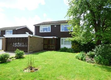 Thumbnail 4 bed detached house for sale in Bamford Close, Guarlford, Malvern