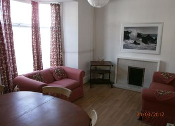 Thumbnail 3 bedroom shared accommodation to rent in Wood Road, Pontypridd