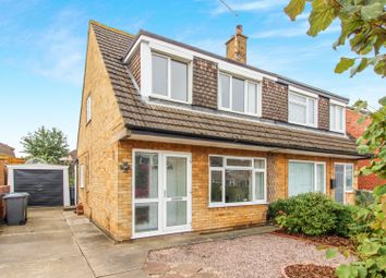 Thumbnail 3 bed semi-detached house for sale in Fairway, Keyworth