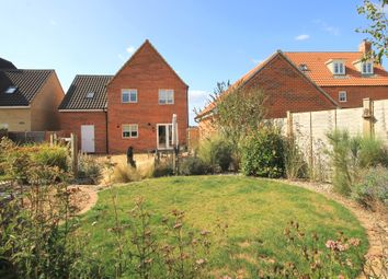 Thumbnail 3 bedroom detached house for sale in Ashburton Close, Wells-Next-The-Sea