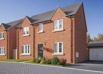 "Thumbnail 4 bed detached house for sale in ""The Leverton"" at White Mill Drive, Pocklington, York"