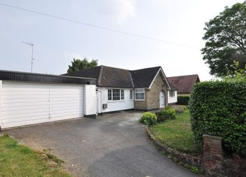 Thumbnail 4 bed detached bungalow for sale in Well Lane, Heswall, Wirral