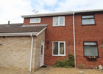 Thumbnail 2 bed terraced house for sale in Green Drive, Lowestoft