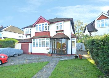 Thumbnail 5 bed detached house for sale in Great Woodcote Park, Purley