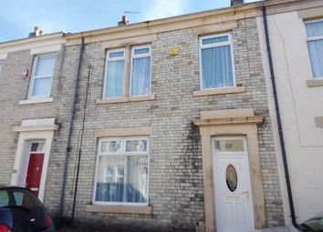 Thumbnail 3 bed terraced house to rent in Lincoln Street, Gateshead