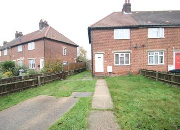 Thumbnail 2 bed semi-detached house to rent in Goring Road, Colchester, Essex
