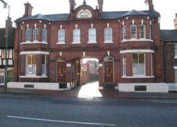Thumbnail 1 bed flat to rent in Cannock House, 182A Abbey Foregate, Shrewsbury