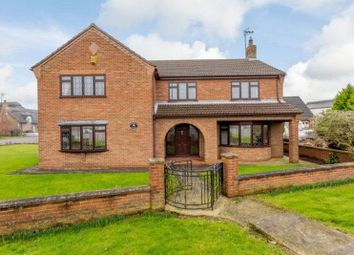 Thumbnail 4 bed detached house for sale in St. Pauls Road North, Walton Highway, Wisbech