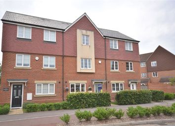 Thumbnail 4 bed terraced house for sale in Sparrowhawk Way, Bracknell, Berkshire
