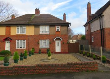 Thumbnail 3 bedroom semi-detached house for sale in Maple Road, Dudley