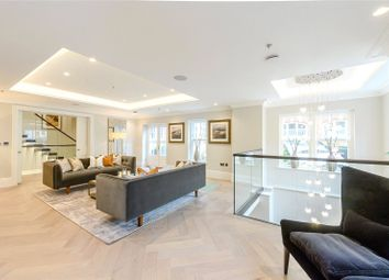 Thumbnail 3 bed detached house to rent in Old Garden House, Bridge Lane, Battersea, London