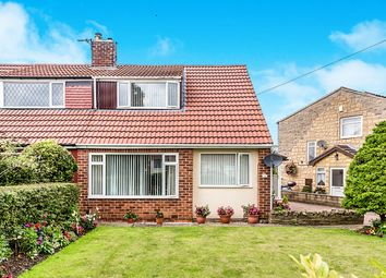 Thumbnail 3 bed bungalow to rent in Whitecliffe Crescent, Swillington, Leeds