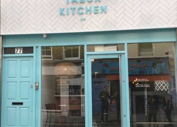 Thumbnail Restaurant/cafe to let in Berwick Street, Soho