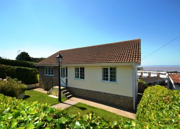 Thumbnail 3 bed detached bungalow for sale in Nore Road, Redcliffe Bay, Portishead