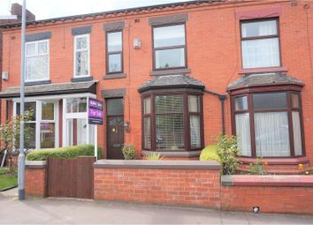 Thumbnail 2 bed terraced house for sale in Greenhill Road, Manchester