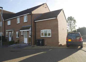 Thumbnail 3 bed end terrace house for sale in Lowry Way, Downham Market