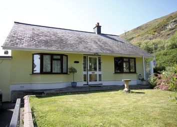 Thumbnail 3 bed detached bungalow for sale in Rhos Dyfi, Aberdovey