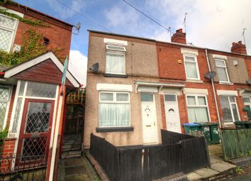 Thumbnail 2 bed end terrace house for sale in Kingfield Road, Coventry