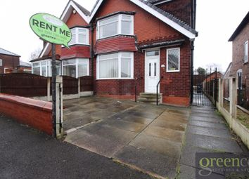 Thumbnail 3 bed semi-detached house to rent in Runnymeade, Swinton, Manchester